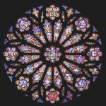 rose window Washington National Cathedral